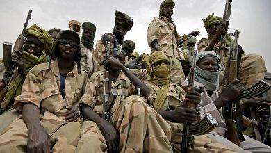 Photo of Fierce Fighting Between Sudan Troops and Rebels