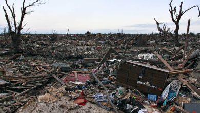 Photo of Tornado-Stricken Oklahoma Community Rebounds