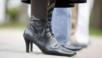 Photo of High-heeled shoes may look good, but they're bad for your feet