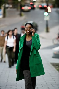 Experts say three short walks of 15 minutes can be just as good for your health as one 45-minute walk.