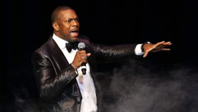 Photo of Chris Tucker Rocked Heinz Hall