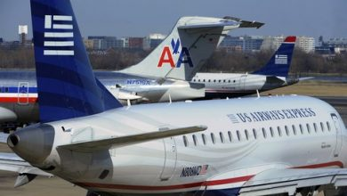 Photo of American-US Airways merger moves one step closer to approval