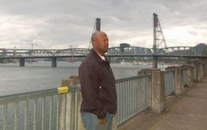 As an African-American, Ivery Mays Jr. is certainly `underrepresented' in his profession as an Apprentice Pipefitter, but he never thought he would encounter racism on the job. (Donovan M. Smith/Special to the NNPA from the Portland Observer)