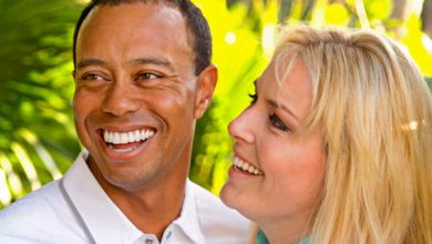 Photo of Lindsey Vonn 'Definitely Not Getting Married' to Tiger Woods