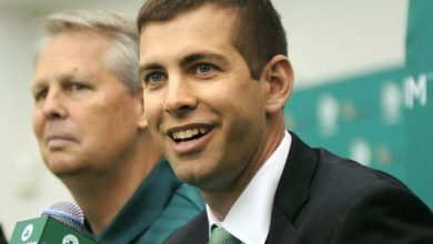 Photo of Boston Celtics Introduce Brad Stevens as Coach