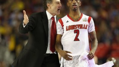 Photo of Pitino Readies Restructured Louisville Ream for Title-Repeating Quest