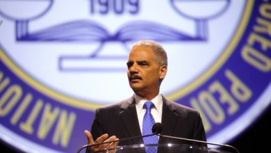 Photo of Attorney General Eric Holder Denounces 'Stand Your Ground' Laws