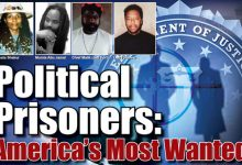 Photo of Political Prisoners: America's Most Wanted