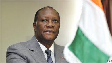 Photo of Ivory Coast's President Says He'll Seek 2nd Term