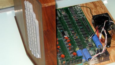 Photo of Vintage Apple-1 computer sells for $388K