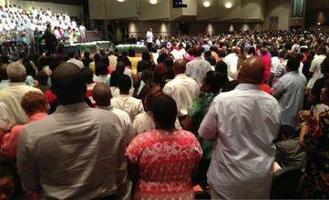 Photo of Black Pastors to Members: Be Aware and Beware Zimmerman Verdict