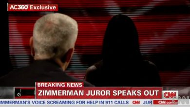 Photo of Zimmerman Juror: Travyon 'Played a Huge Role' in Own Death