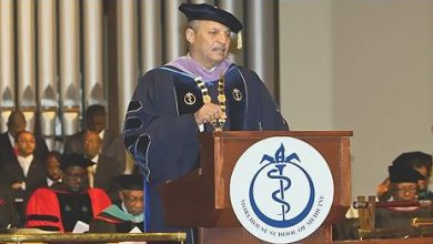Photo of Morehouse School of Medicine President Retiring