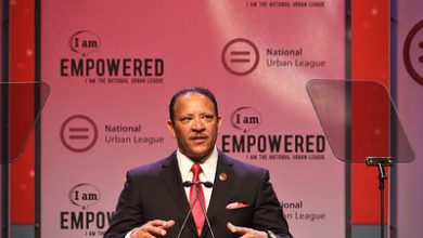 Photo of Morial Calls for New Civil Rights Movement