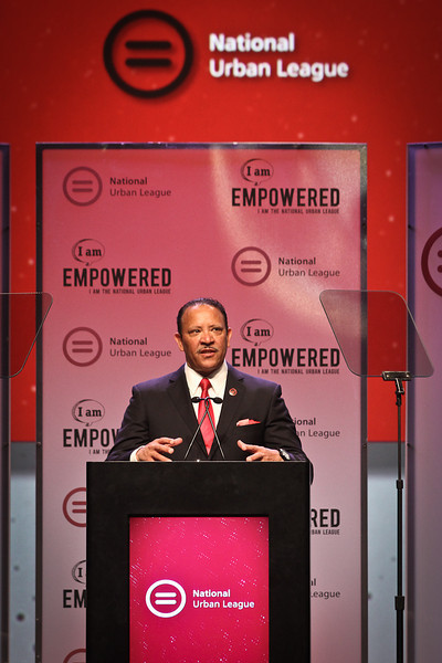 Marc Morial calls for New Civil Rights Movement (National Urban League Photo by Lawrence Jenkins).