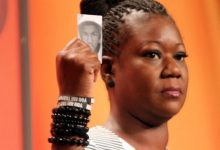 Photo of Sybrina Fulton Running for Political Office in Miami