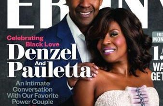 Photo of Ebony Details Denzel and Pauletta Washington's 30-Year Marriage