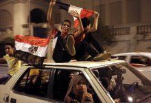 Photo of Egypt President Mohamed Morsi's Removal Sparks Celebrations
