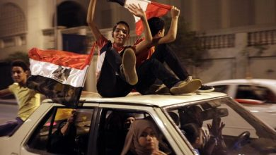 Photo of Egypt President Mohamed Morsi's Removal Sparks Celebrations
