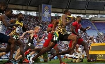 Photo of Usain Bolt the Most Successful Athlete in History of IAAF World Championships