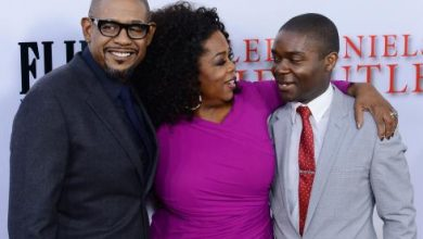 Photo of Oprah Winfrey Insists She is Not a 'Control Freak'