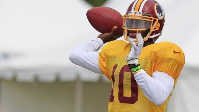 Photo of Robert Griffin III's Contract Option Exercised by Redskins: Details and Reaction