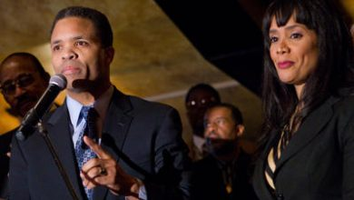 Photo of Jesse Jackson, Jr. Sentenced to 2 ½ Years; Wife a Serve 12 Months