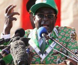 Photo of Zimbabwe's Mugabe, 90, Becomes African Union Chairman