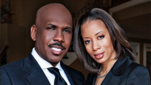 Bishop Joseph Warren Walker, III and his wife, Dr. Stephanie Walker.