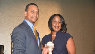 Photo of NNPA Honors Rep. Marcia Fudge and NAACP Chair Roslyn Brock