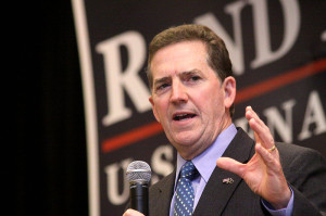 Jim DeMint, a former South Carolina senator and president of the Heritage Foundation, a conservative think tank allied with Heritage Action.