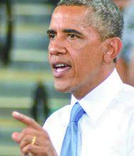 Photo of Obama Lacks Black Support on Syria