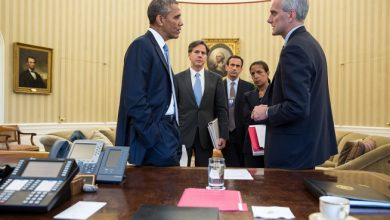 Photo of Obama Opts for Diplomacy Instead of War