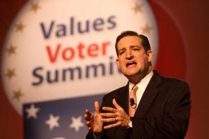 Republican Texas Sen. Ted Cruz