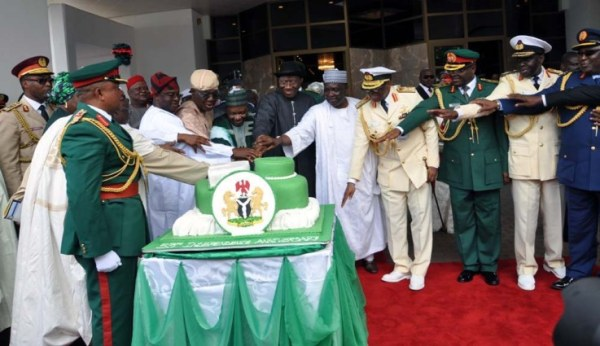 The celebration of Nigeria's 53rd Independence anniversary was celebrated across the Federal Capital Territory and the 36 states of the country.
