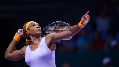 Photo of Serena Williams Beats Li Na for WTA Title
