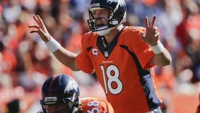 Photo of As Passes Miss the Mark, Peyton Manning's Future Begins to Waver