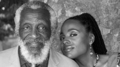 Photo of Ayanna Gregory Pays Homage to Father, Trailblazing Civil Rights Activist Dick Gregory