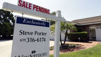 Photo of Pending Home Sales Slip: Flat Sales Next Year?