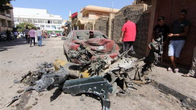 Photo of Car Bomb Hits Swedish, Finnish Consulates in Libya