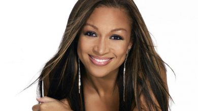 Photo of Chante Refuses to Set the Record Straight About Kenny Lattimore