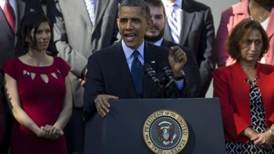 Photo of Report: Obama Used Word 'Gay' 272 Times in 5 Years