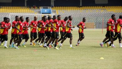 Photo of Ghana and Egypt Set for Play-Off First Leg in Kumasi