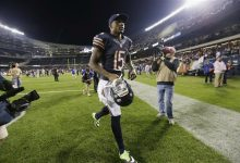 Photo of Bears WR Marshall Fined $10,500 for Green Shoes