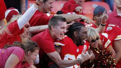Photo of Arrowhead Stadium Breaks Record for Noise Level