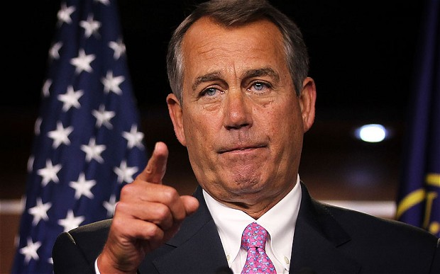 Photo of White House: Boehner Won't Seek Immigration Vote