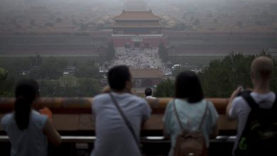 Photo of Beautiful China Tourism Pitch Misfires Amid Smog