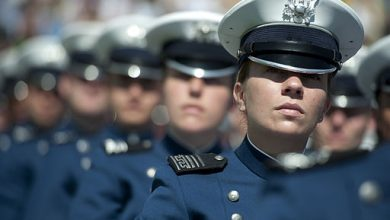 Photo of Air Force Academy Drops 'So Help Me God' From Honor Oath