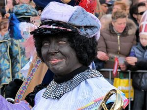 Netherlands Black Pete