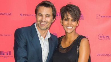 Photo of Halle Berry & Olivier Martinez Welcome Their Son